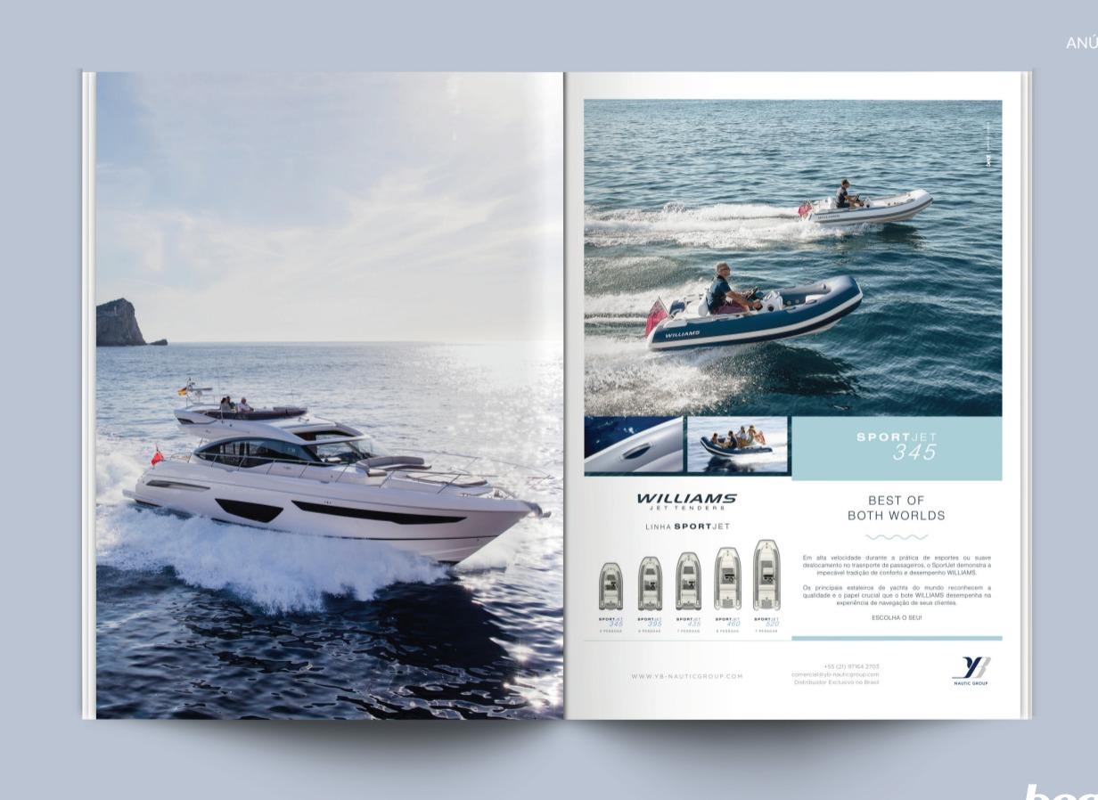 Anúncio Williams Jet Tenders