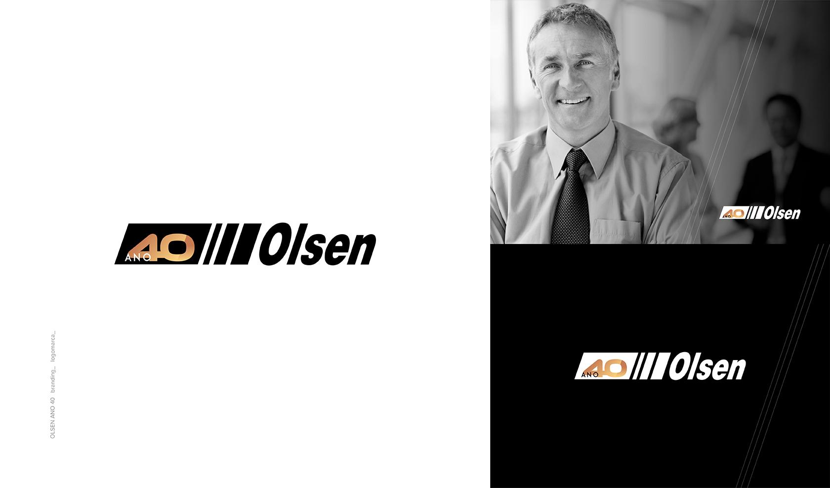 Olsen Ano 40